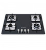 Faber Glasstop Auto-ignition 4-burner Built-in Hob (Model: GB 40 SSP CIG)