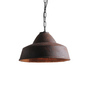 Fabuliv Brown Iron Baker Pendant
