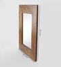 Fabuliv Walnut Mango Wood Nebulus Wall Mounted Mirror