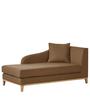 Faiken Lounger Sofa in Tan Colour by Madesos