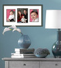 Felipina Collage Photo Frame in Silver by CasaCraft