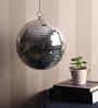 Festive Collection Multicolour Glass Decoration Mirror Balls