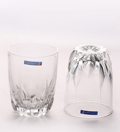 Luminarc Fire & Ice Glass 300 ML Tumbler - Set of 6