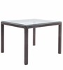 Fine Living Dining Table by Loom Crafts