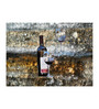 Fizdi Canvas 32 x 0.2 x 24 Inch A Cabernet Unframed Art Painting