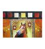 Fizdi Canvas 36 x 0.2 x 24 Inch Strength & Valour 09 Unframed Art Painting