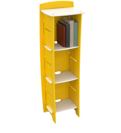 Flower Power Bookshelf by Elenza Legare