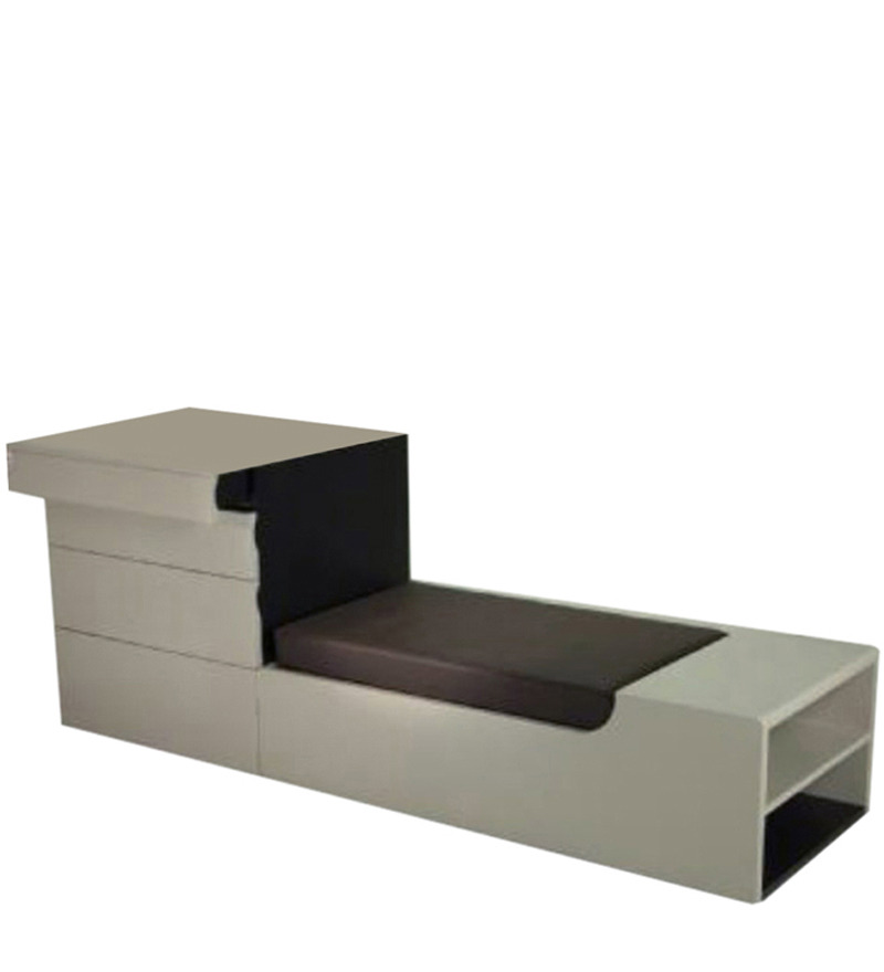 Flute seat cum storage unit by godrej interio by godrej interio online settees benches Godrej interio home furniture price list