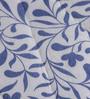 Floor & Furnishing Indigo Cotton Queen Size Duvet Cover
