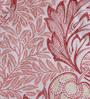 Floor & Furnishing Red Cotton Queen Size Duvet Cover