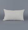 Floor and Furnishings Indigo Cotton 20 x 12 Inch Dream Cushion Cover