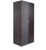 Florid Pro Two Door Wardrobe in Twilight Oak Finish by Godrej Interio