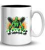 Flying Jatt Raka with Chain Saw Mug