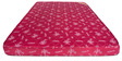 Free Offer - Fombed 6 Inch Thick Single Multicolor Foam Mattress by Kurl-On
