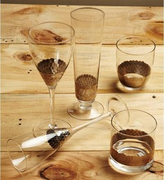 Foyer Champagne Glasses - Set of 4