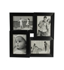 Snap Galaxy Black Synthetic Wood Photo Collage Photo Frame