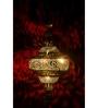 Fos Lighting  Gold Brass Pendant