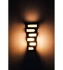 Fos Lighting Upward Single Shade Energy Saver Tapered Wall Light