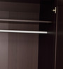 Mashu Four Door Wardrobe in Chocolate Beech Finish by Mintwud