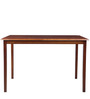 Four Seater Dining Set in Wenge Finish by Parin