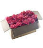 Fourwalls Pink Polyester Loose Carnation Heads - Box of 144