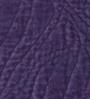 Foyer Purple Cotton Queen Size Quilt