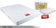 Free Offer - Marvel 6 Inch Single Multicolor Spring Mattress by Kurl-On