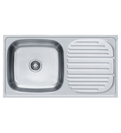 Franke Stainless Steel Kitchen Sink (Model No: 611 X Omni)