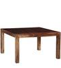 Frazer Eight Seater Dining Set in Provincial Teak Finish by Woodsworth