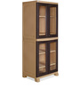 Freedom Cabinet in Brown Colour by @home