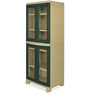 Freedom Cabinet in Olive Green Colour by @home