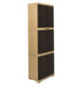 Freedom Large Cabinet in Biscuit Colour by Nilkamal