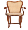 French Chair - Teak Wood by Tube Style