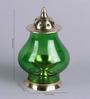 Frestol Green Brass Designer Jyot