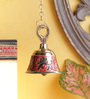 Frestol Red Brass Designer Small Bell with Chain
