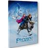 Frozen Kristoff & Anna Canvas Poster
