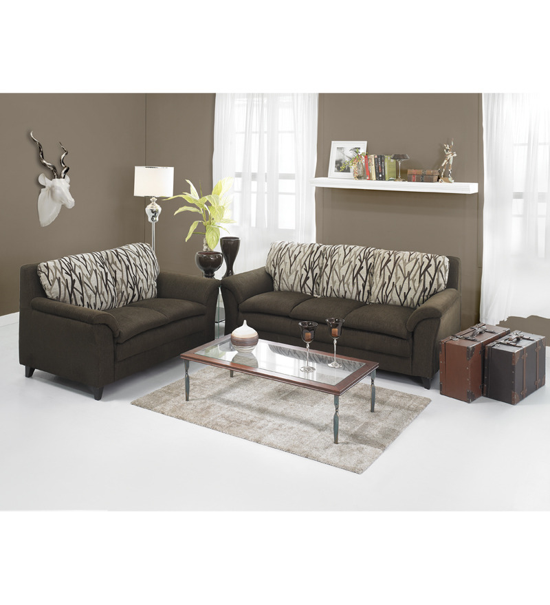 Urban Living Cape Town Sofa Set 1 Three Seater Sofa 1