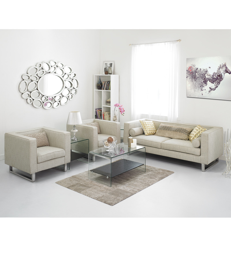 Urban Living Vegas Viva Sofa Set Rs. 43,686 @ Pepperfry.com