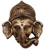 Ganesha Mask Wall Hanging By Handecor