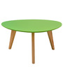 Gama Center Table in Green Colour by @home