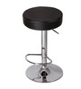 Garry cafeteria cum Bar Stool in Black Colour by The Furniture Store