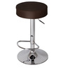 Garry cafeteria cum Bar Stool in Brown  Colour by The Furniture Store