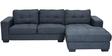 Geo LHS Sofa in Grey Colour by Royal Oak