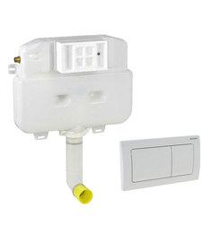 Geberit White PVC Concealed Flush Tank (Model: 14012)