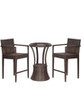 Homely Bar Set (1T + 2C) by GEBE