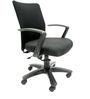 Geneva Desktop Marina Office Ergonomic Chair in Black Colour by Chromecraft