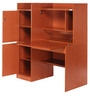 Genius Study Table in Cherry Colour by Godrej Interio