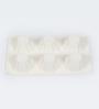 Ghidini White Silicone Briochette Mold