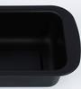 Ghidini Black Tin Plum Cake Mold
