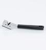Ghidini Black Stainless Steel Knife Sharpener